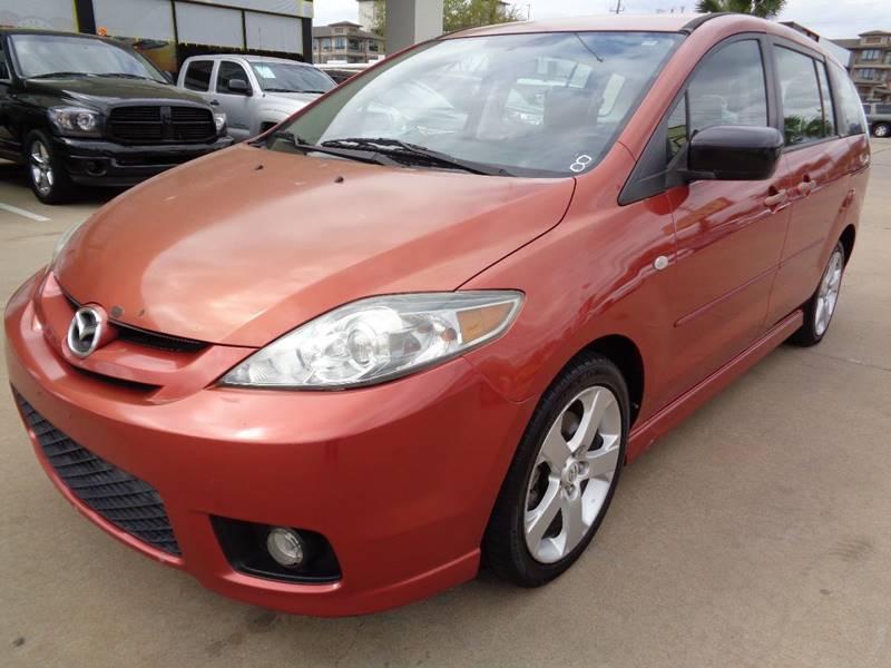 2006 Mazda MAZDA5 for sale at Car Ex Auto Sales in Houston TX