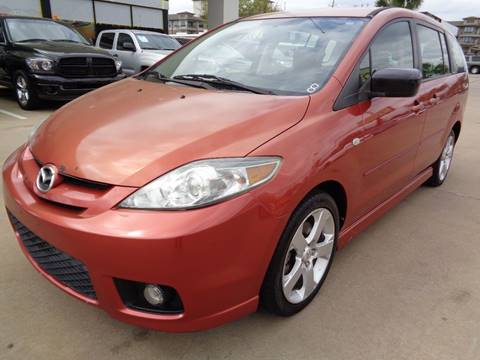 2006 Mazda MAZDA5 for sale at Car Ex Auto Sales in Houston TX