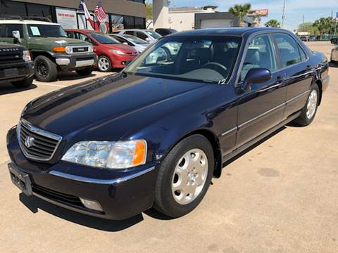 Acura RL For Sale In California Carsforsalecom - 2000 acura rl for sale