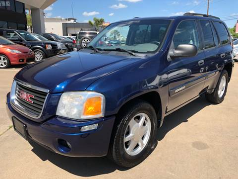 2003 GMC Envoy for sale at Car Ex Auto Sales in Houston TX