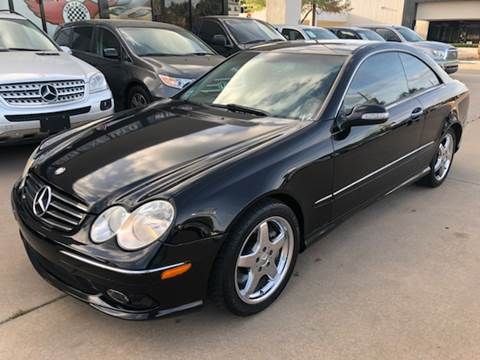 2004 Mercedes-Benz CLK for sale at Car Ex Auto Sales in Houston TX