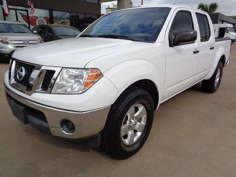 2011 Nissan Frontier for sale at Car Ex Auto Sales in Houston TX