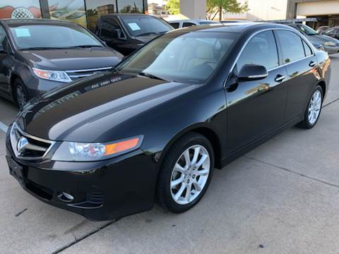 2008 Acura TSX for sale at Car Ex Auto Sales in Houston TX
