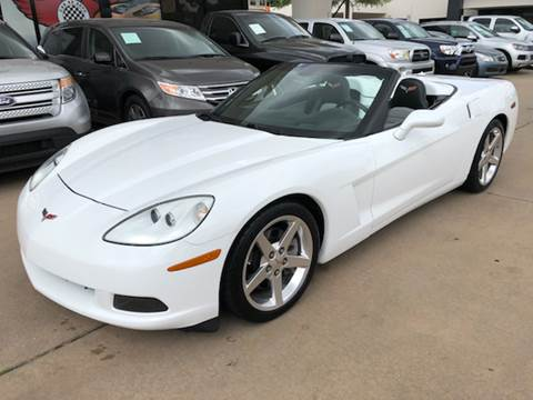 2005 Chevrolet Corvette for sale at Car Ex Auto Sales in Houston TX