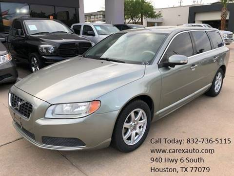 2008 Volvo V70 for sale at Car Ex Auto Sales in Houston TX