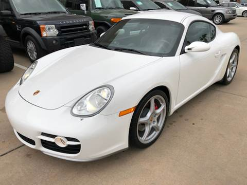 2006 Porsche Cayman for sale at Car Ex Auto Sales in Houston TX
