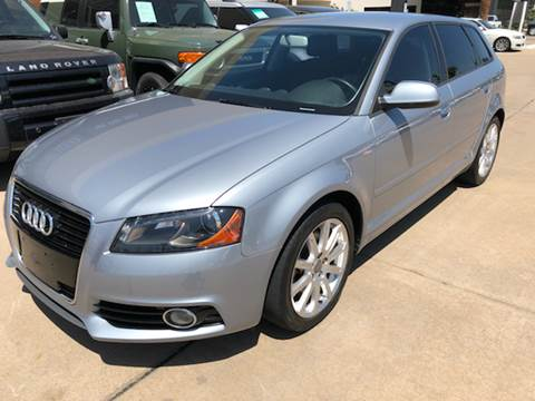 2012 Audi A3 for sale at Car Ex Auto Sales in Houston TX