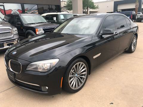 2009 BMW 7 Series for sale at Car Ex Auto Sales in Houston TX