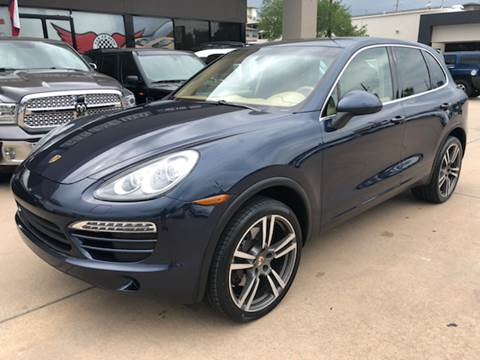 2013 Porsche Cayenne for sale at Car Ex Auto Sales in Houston TX