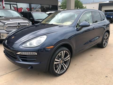 2013 Porsche Cayenne for sale at Car Ex Auto Sales in Houston TX