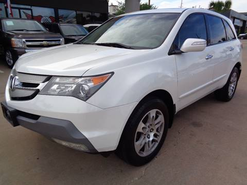 2008 Acura MDX for sale at Car Ex Auto Sales in Houston TX