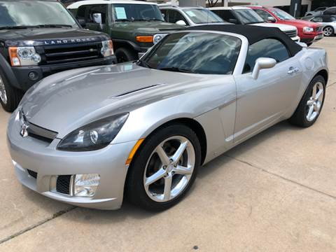 2008 Saturn SKY for sale at Car Ex Auto Sales in Houston TX