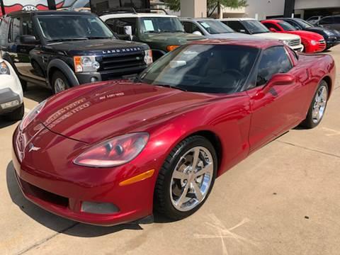 2009 Chevrolet Corvette for sale at Car Ex Auto Sales in Houston TX