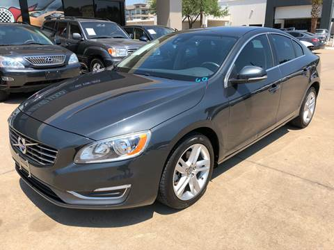 2015 Volvo S60 for sale at Car Ex Auto Sales in Houston TX