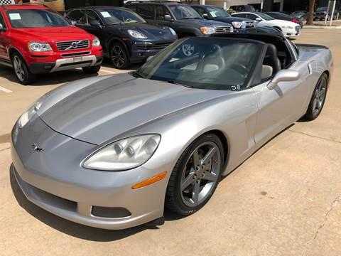 2007 Chevrolet Corvette for sale at Car Ex Auto Sales in Houston TX