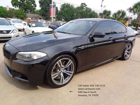 2013 BMW M5 for sale at Car Ex Auto Sales in Houston TX
