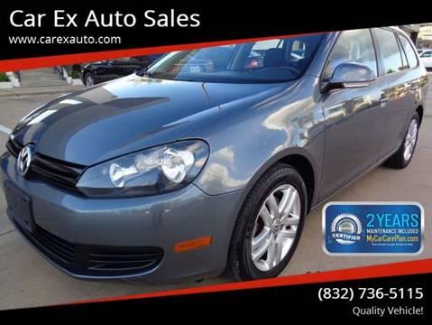 2010 Volkswagen Jetta for sale at Car Ex Auto Sales in Houston TX