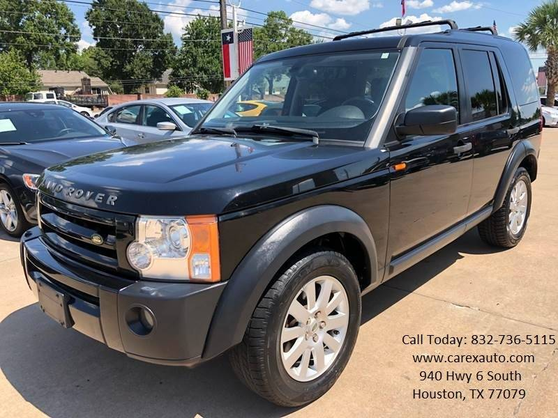 2006 Land Rover LR3 for sale at Car Ex Auto Sales in Houston TX