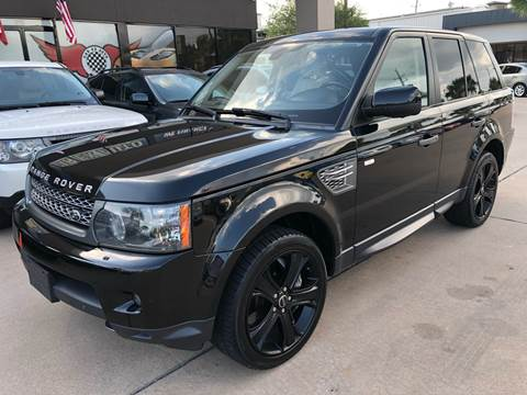 2011 Land Rover Range Rover Sport for sale at Car Ex Auto Sales in Houston TX