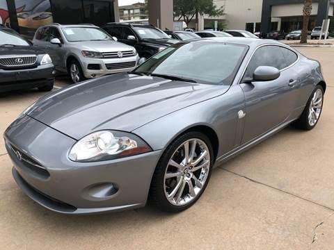 2007 Jaguar XK-Series for sale at Car Ex Auto Sales in Houston TX