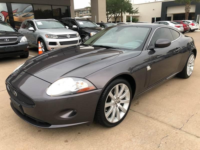 2008 Jaguar XK Series XK 2dr Coupe   Houston TX
