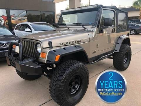 2004 Jeep Wrangler for sale at Car Ex Auto Sales in Houston TX