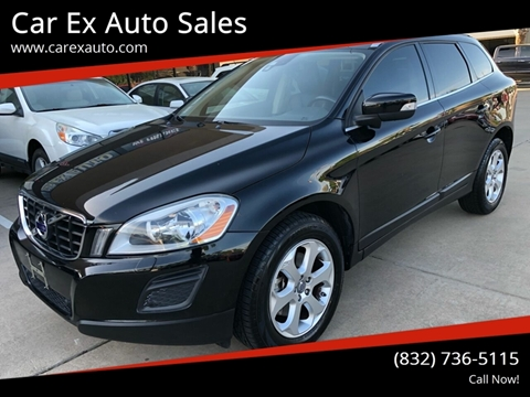 2011 Volvo XC60 for sale at Car Ex Auto Sales in Houston TX