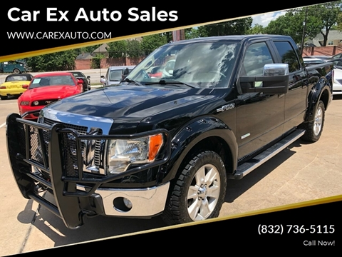 2011 Ford F-150 for sale at Car Ex Auto Sales in Houston TX