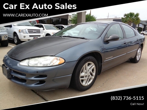 2001 Dodge Intrepid for sale at Car Ex Auto Sales in Houston TX
