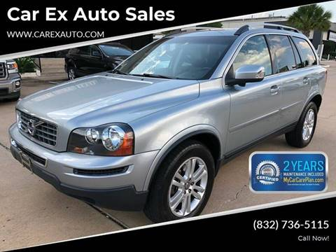 2011 Volvo XC90 for sale at Car Ex Auto Sales in Houston TX