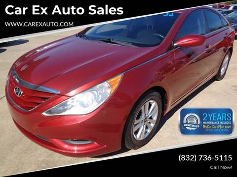 2011 Hyundai Sonata for sale at Car Ex Auto Sales in Houston TX