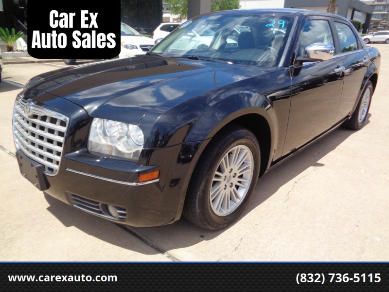 2010 Chrysler 300 for sale at Car Ex Auto Sales in Houston TX