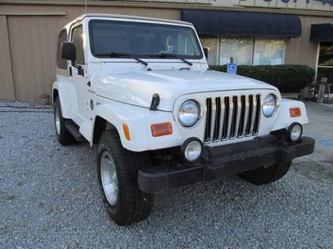 2002 Jeep Wrangler for sale in Gainesville, GA