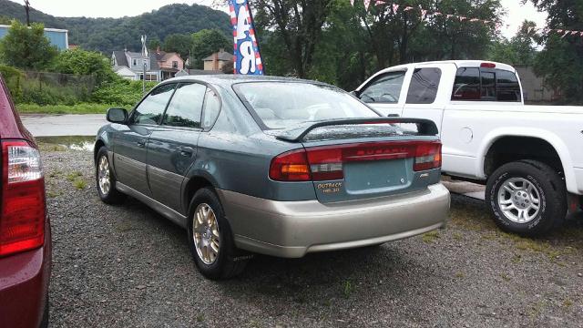 2002 Subaru Outback H6 30 Awd 4dr Sedan In East Liverpool Oh