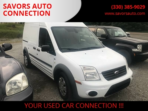 Ford Transit Connect For Sale in East Liverpool, OH - SAVORS
