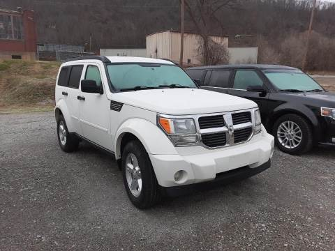 2007 Dodge Nitro for sale at SAVORS AUTO CONNECTION LLC in East Liverpool OH