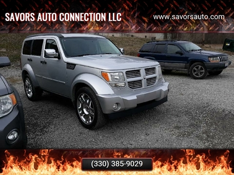 2011 Dodge Nitro for sale at SAVORS AUTO CONNECTION LLC in East Liverpool OH