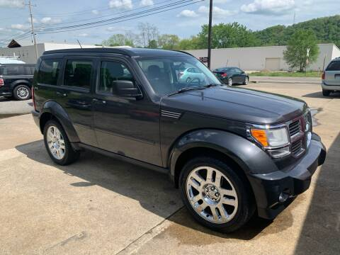 2010 Dodge Nitro SE for sale at SAVORS AUTO CONNECTION LLC in East Liverpool OH