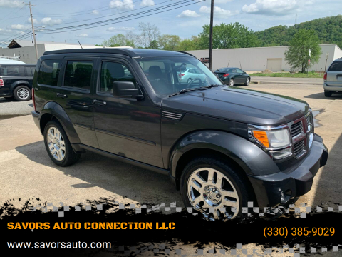 2010 Dodge Nitro for sale at SAVORS AUTO CONNECTION LLC in East Liverpool OH