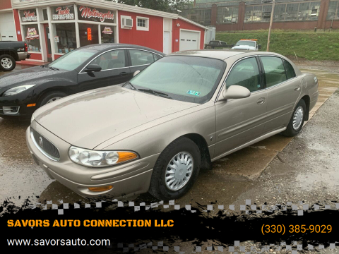 2004 Buick LeSabre for sale at SAVORS AUTO CONNECTION LLC in East Liverpool OH