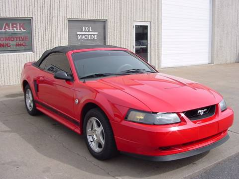 2004 Ford Mustang for sale in Blaine, MN