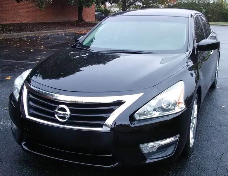 2013 Nissan Altima 3 5 S 4dr Sedan In Marietta Ga Memar Auto