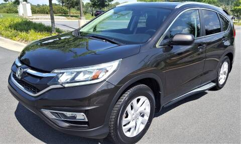 2015 Honda CR-V for sale at memar auto sales, inc. in Marietta GA