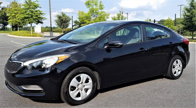 2015 Kia Forte for sale at memar auto sales, inc. in Marietta GA