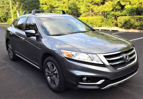 2014 Honda Crosstour for sale at memar auto sales, inc. in Marietta GA