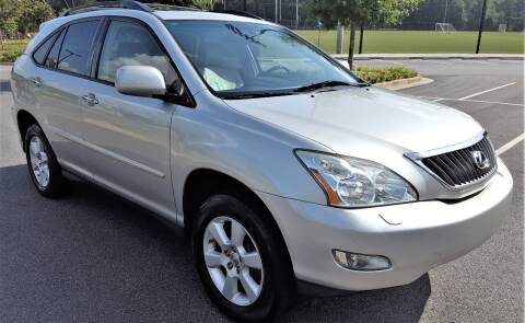 2008 Lexus RX 350 for sale at memar auto sales, inc. in Marietta GA