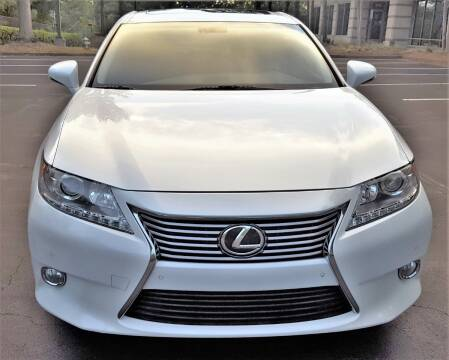 2013 Lexus ES 350 for sale at memar auto sales, inc. in Marietta GA