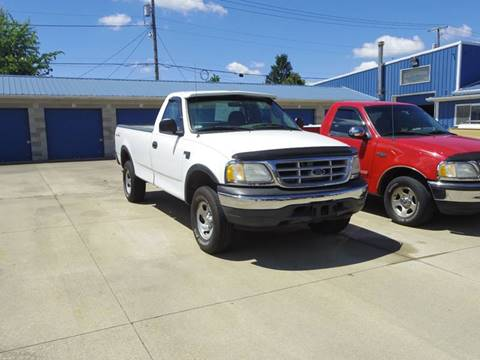 2001 Ford F-150 & Used Cars Portsmouth Used Pickup Trucks Friendship OH South ... markmcfarlin.com