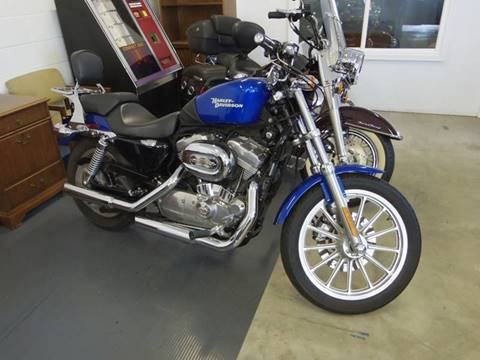 2008 HARLEY DAVIDSON SPORTSTER for sale in Portsmouth, OH