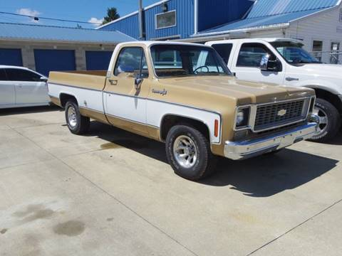 1973 Chevy Truck >> 1973 Chevrolet Silverado 1500 For Sale In Portsmouth Oh